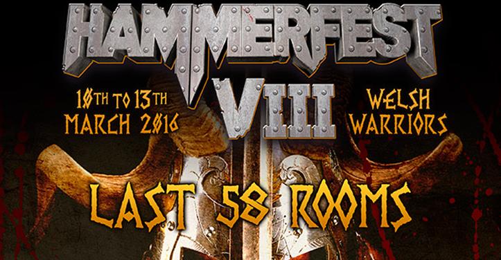 Hammerfest 8 announces Exodus & more!