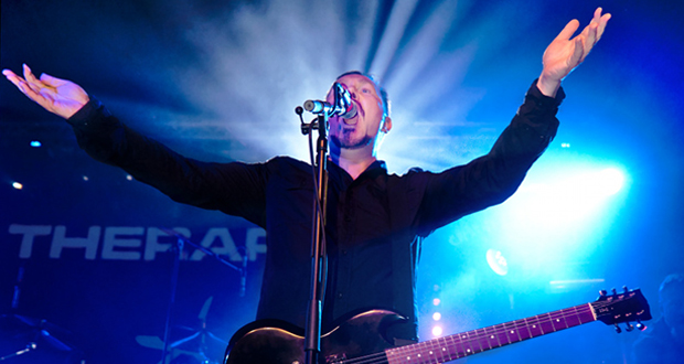 Live Review: Therapy? – Triggerfinger – in Brighton