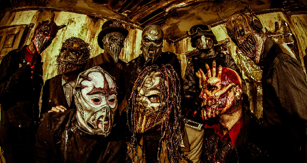 Mushroom Head, Emmure and Puddle Of Mudd announced for Gathering Of The Juggalos