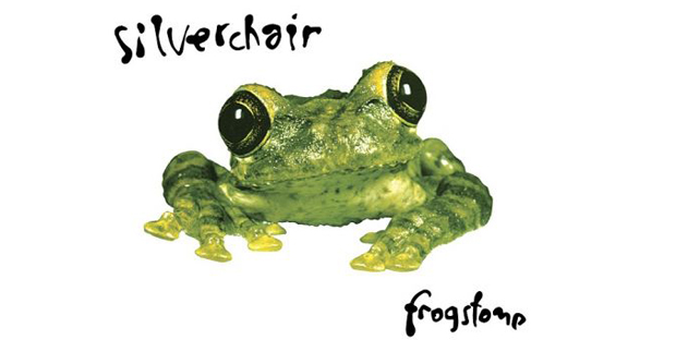 Silverchair 20th anniversary edition Frogstomp release