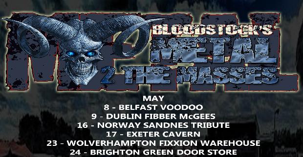 Bloodstock 'Metal 2 The Masses' finals begin