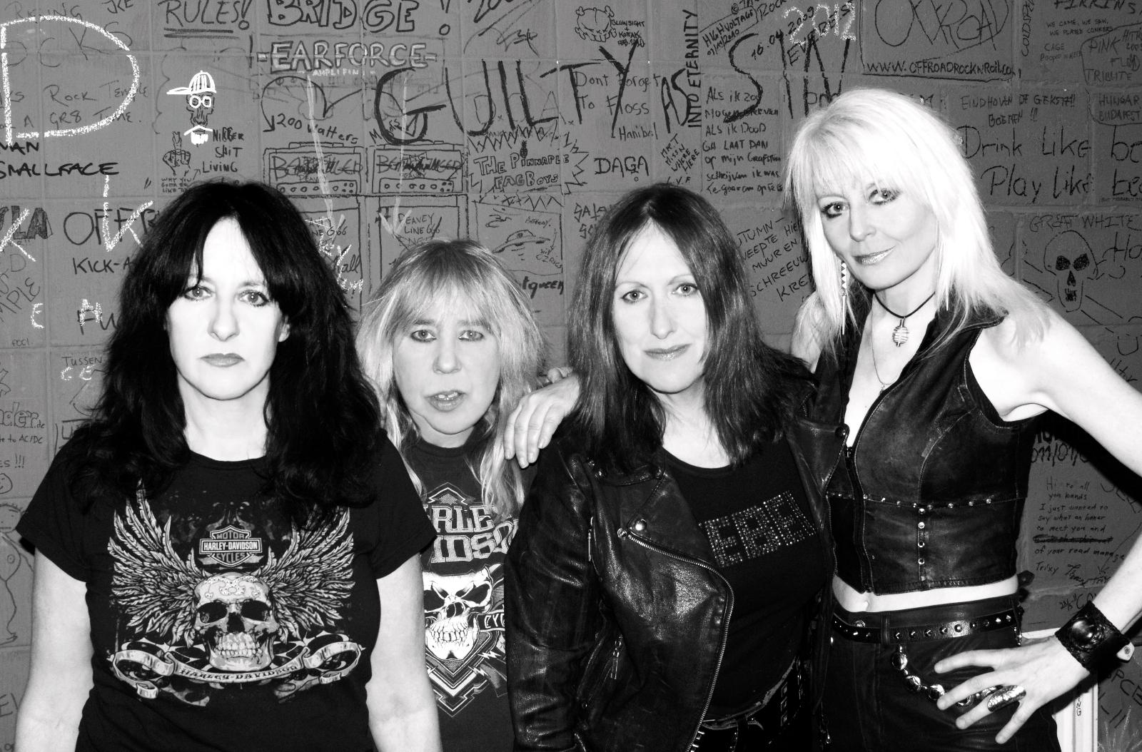 Review: Girlschool – Propaganda EP