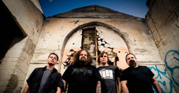 Napalm Death US & European tour dates