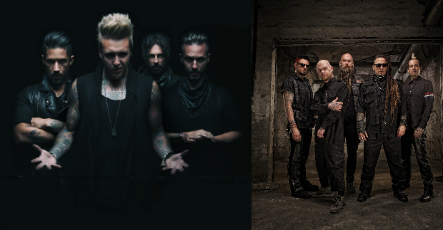 Papa Roach & Five Finger Death Punch to play Wembley
