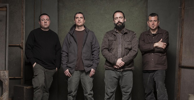 Clutch announce Nov/Dec UK shows