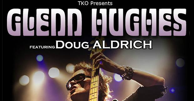 Glenn Hughes adds date to Autumn Tour