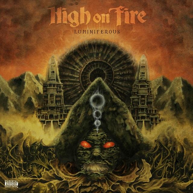Review: High on Fire – Luminiferous