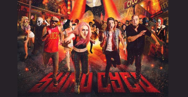 Review: Sumo Cyco – Lost In Cyco City