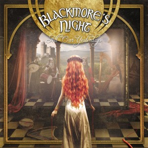 Blackmore's Night - All Our Yesterdays Cover