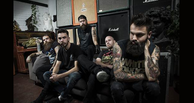 Krokodil confirmed as special guests to Cancer Bats for London show + Marilyn Manson support