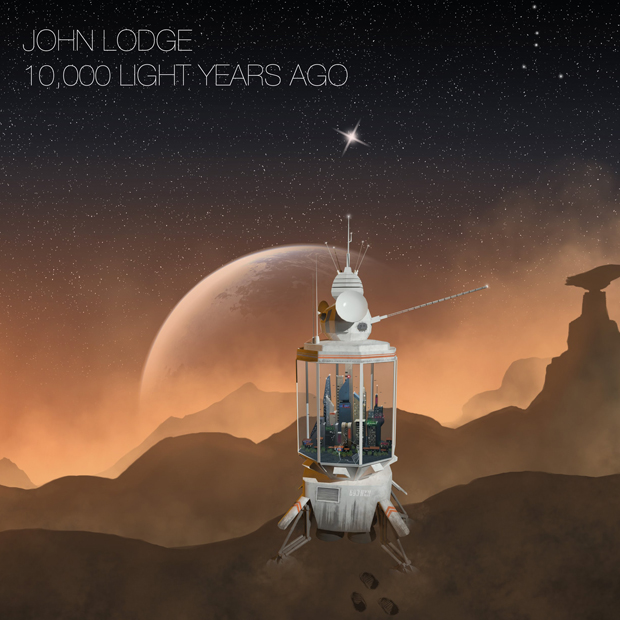 Review: John Lodge – 10,000 Light Years Ago