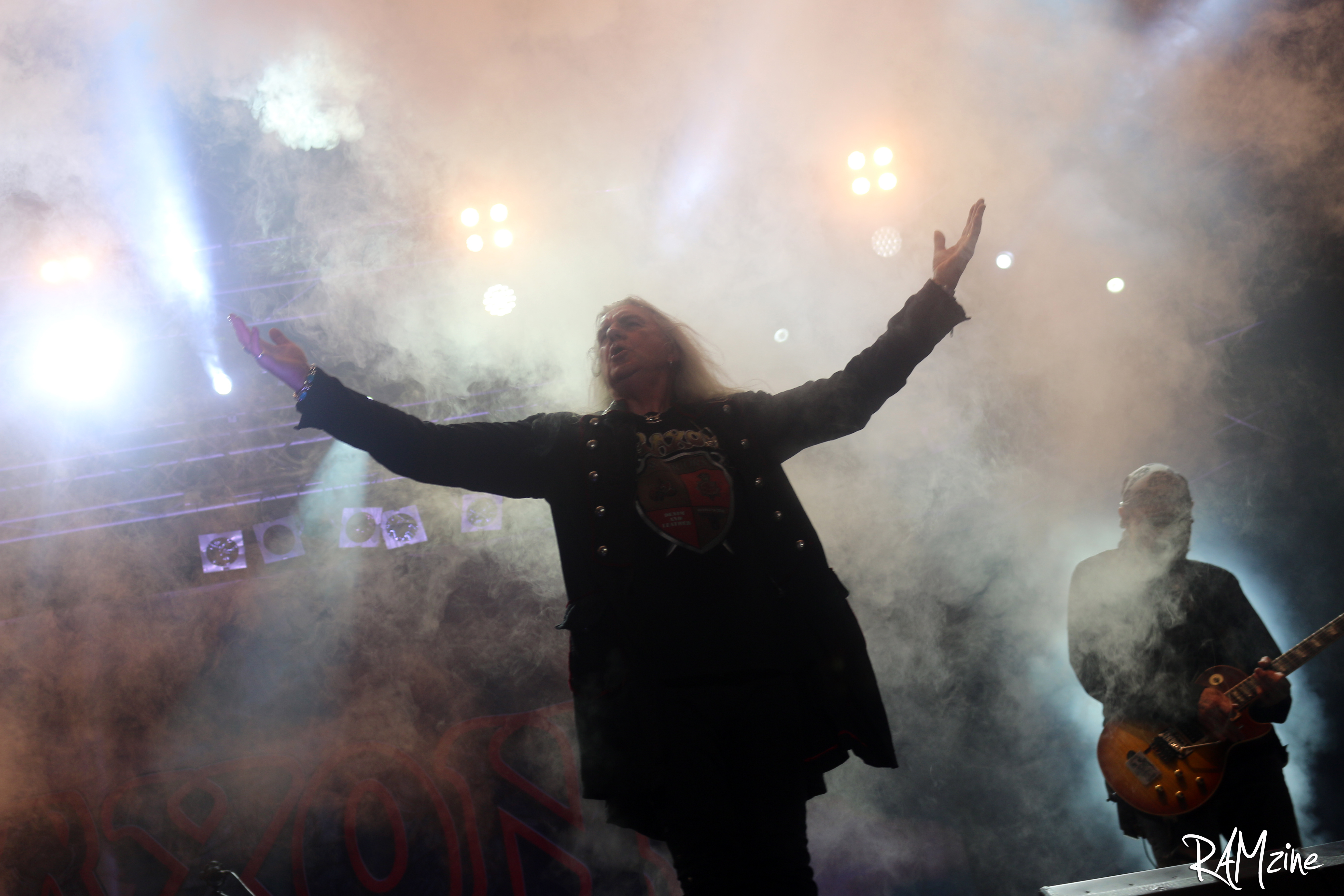 Saxon at MetalDays 2015 by Victoria Purcell