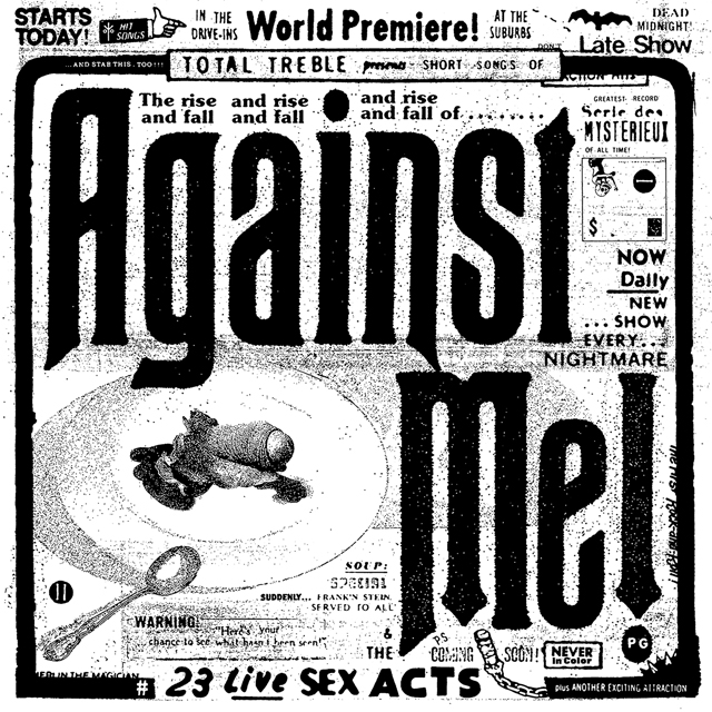 Review: Against Me! – 23 Live Sex Acts