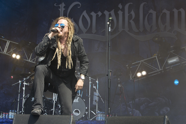 Korpiklaani (Photo:Mark Lloyd)