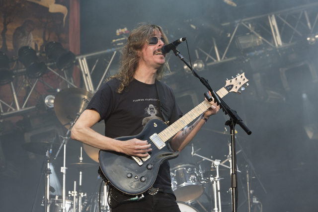 Live: Opeth and Enslaved, Manchester Ritz