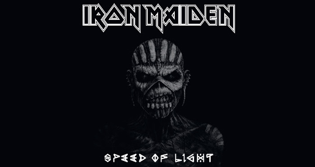 IRON MAIDEN Announce Video Premiere for Speed of Light