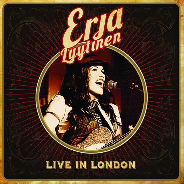 Erjya Lyytinen – Live In London CD + DVD