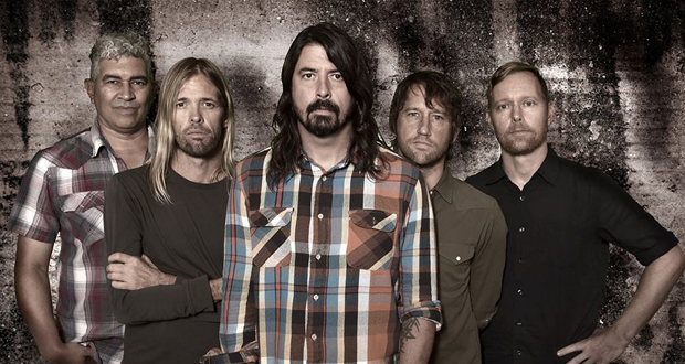 Foo Fighters announce their return to the UK next summer