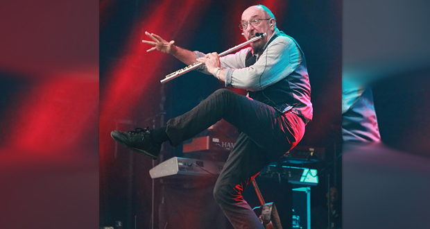Ian Anderson Visits Real Jethro Tull's Grave