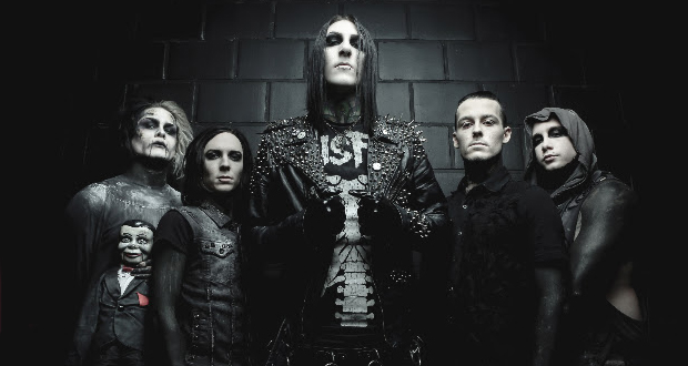 Motionless In White unveil video for 'LOUD (F**k It)'