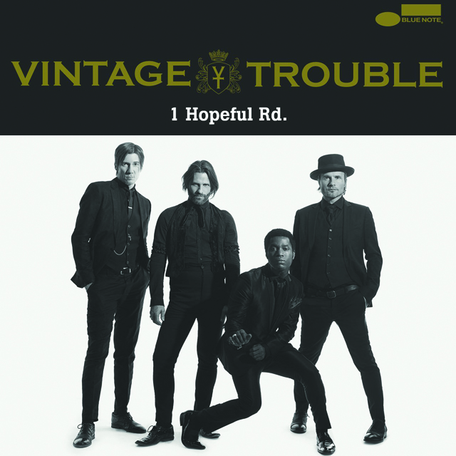 Review: Vintage Trouble – 1 Hopeful Rd