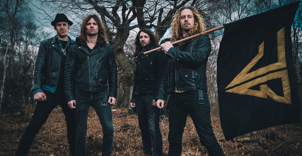 Interview: Jettblack at Bloodstock 2015 (with audio)