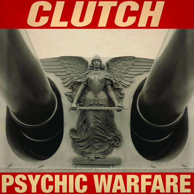 Review: Clutch – Psychic Warfare
