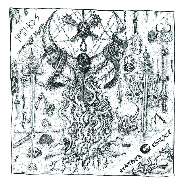 Review: Human Bodies/Leather Chalice – Split EP