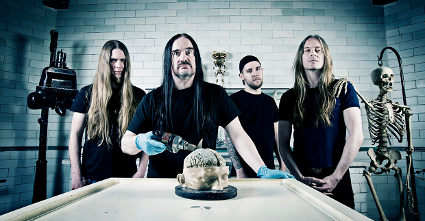 Carcass reveal The Complete Edition of Surgical Steel
