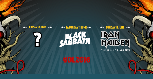 Black Sabbath as headliners for Download 2016