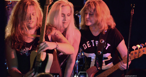 Cherie Currie Live at the Underworld in London