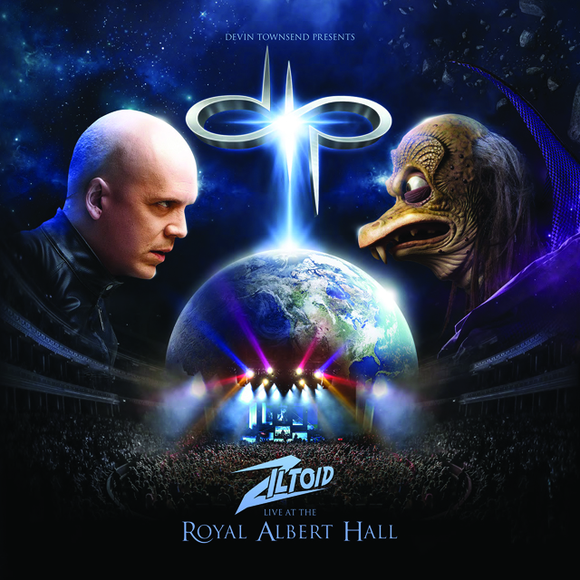 DVD Review – Devin Townsend Presents: Ziltoid Live At the Royal Albert Hall