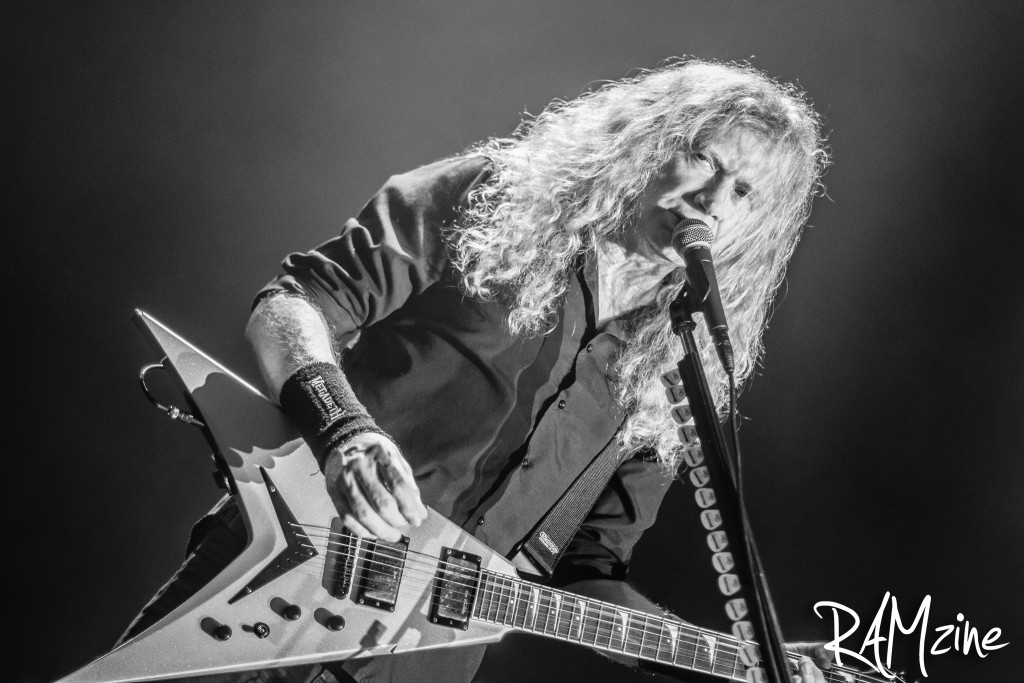 Megadeth. Photo by Jay Russell (Milk & Sugar Photography)