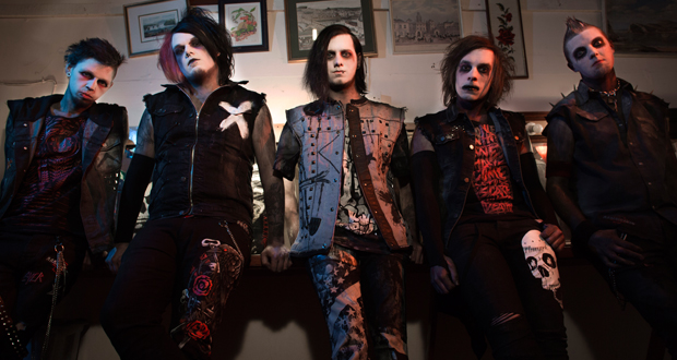 The Dead XIII release single 'Lay Siege To Hell'