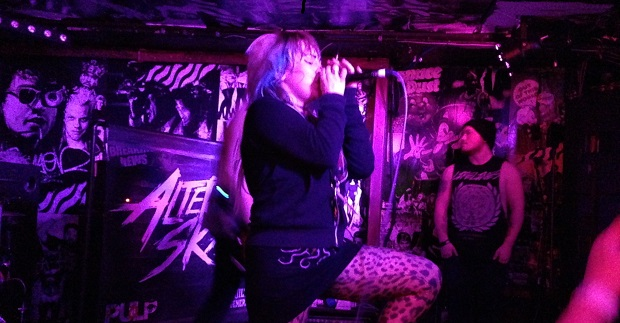 Live Review: Altered Sky, Think Tank?, Newcastle