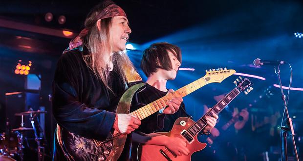 Classic Rock Tours – Legends Of Rock The Originals 2015