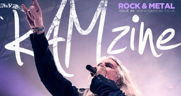 RAMzine Issue 6 – Hard Rock Hell!