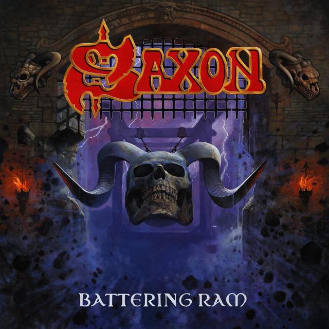 Saxon's Battering Ram – The Best of British!