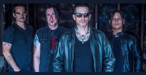 Ricky Warwick & The Fighting Hearts reveal 'Celebrating Sinking'