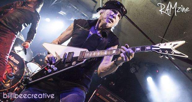 Michael Schenker and the Temple of Rock — Live at the Robin 2 Bilston
