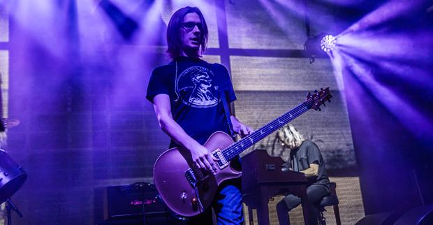 Live Review: Steven Wilson @ Hammersmith Apollo