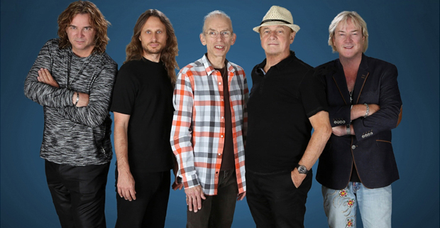 Yes Tour UK and Europe in April!