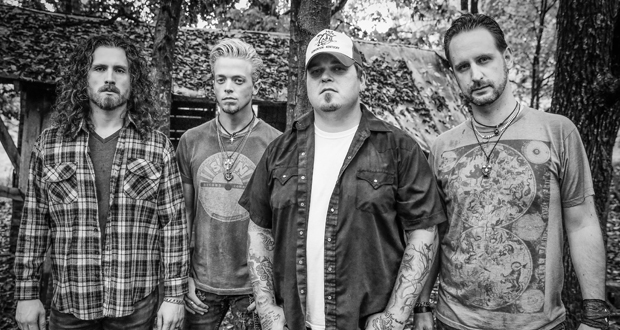 Video Of The Week: Black Stone Cherry travel back in time for 'Bad Habit'