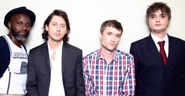 The Libertines embark on their 2016 tour