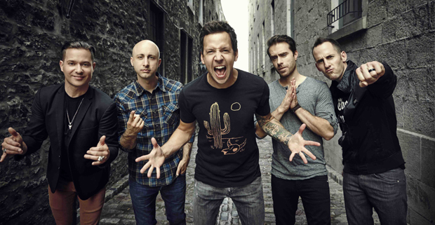 Simple Plan announce track listing for new album