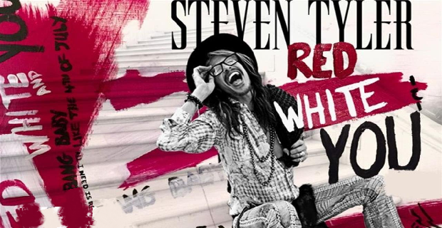 Steven Tyler reveals new track 'Red,White and You'