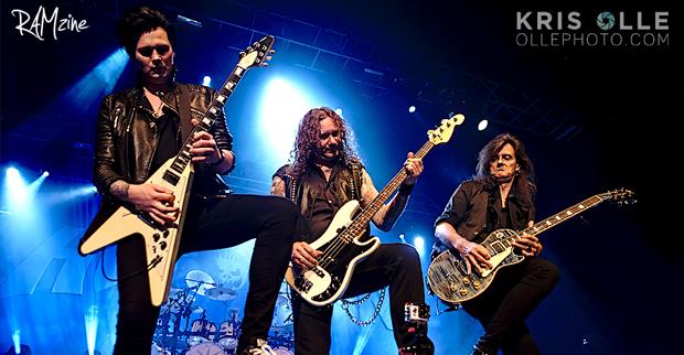 Live Review: Helloween, Rage, COP UK