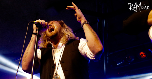 Live Review: Inglorious, The Robin 2, Wolverhampton