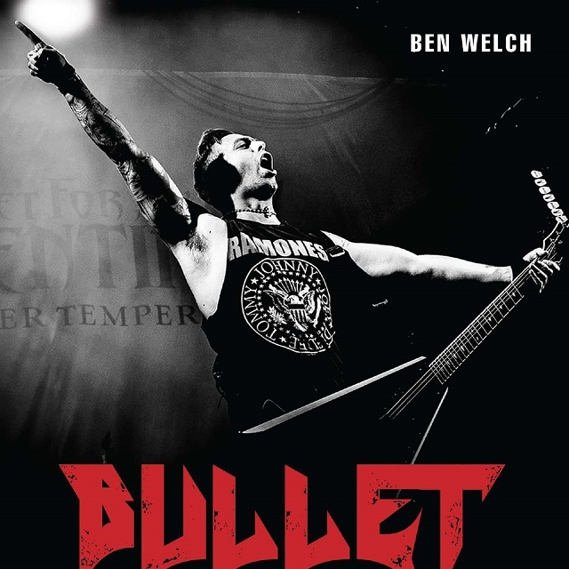Book Review: 'Bullet for my Valentine: Scream Aim Conquer' by Ben Welch