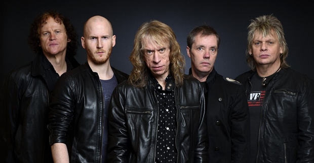 Diamond Head prove they never lost it with'The Coffin Train'